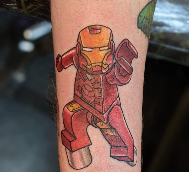 Marcus - Ironman